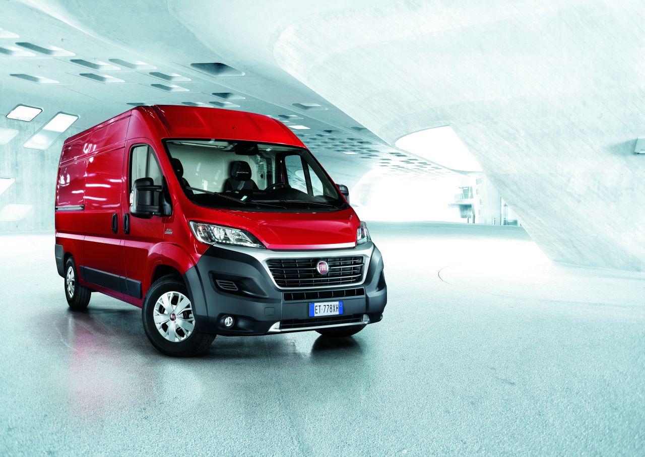 """""""Fiat Ducato Electric"""" pranašauja naujus vėjus komercinio transporto rinkoje"""